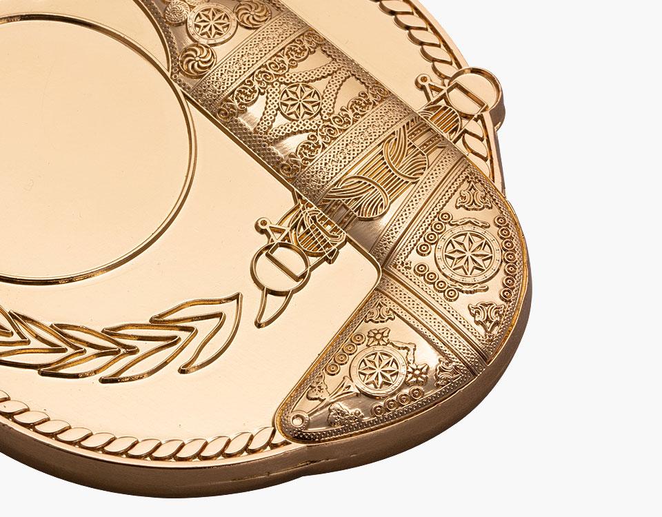 details of medal